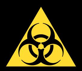 :biohazard: