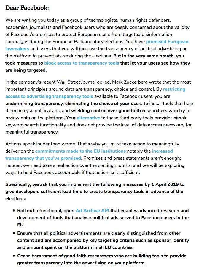 Privacy International: