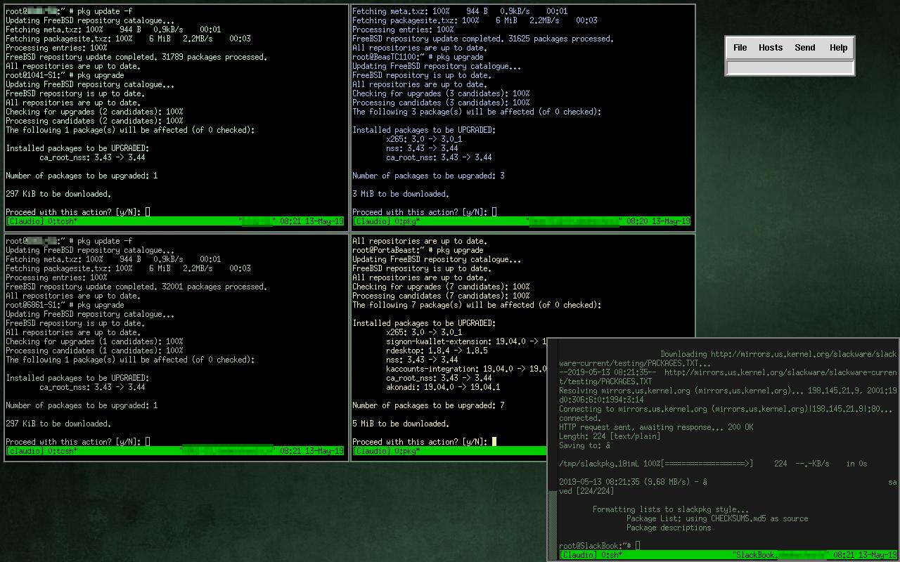 FreeBSD Bytes (@freebsdbytes@mastodon social) - Mastodon